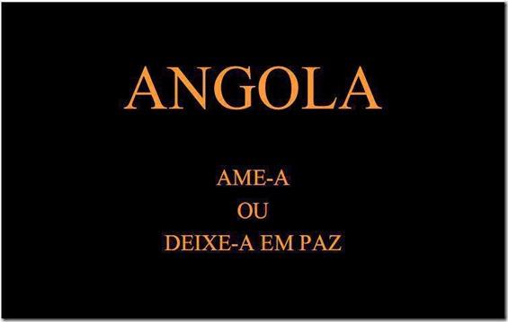 Angola hoj