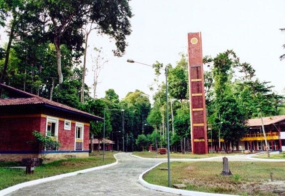 Estação Científica Ferreira Pena, Melgaço - Parà