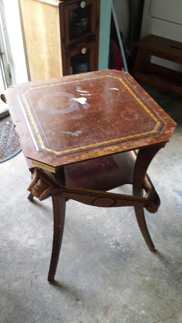 Vintage Salvaged Table