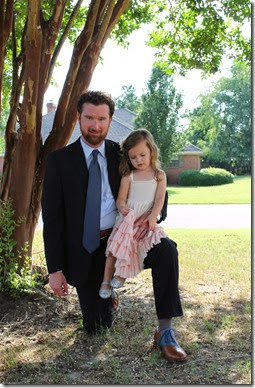 Zoey & Daddy Before FatherDaughter Ball8