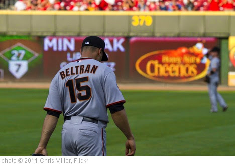 'Carlos Beltran' photo (c) 2011, Chris Miller - license: https://creativecommons.org/licenses/by/2.0/