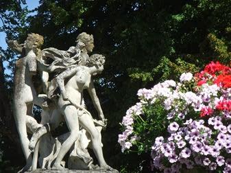 parque del Thabor, Rennes