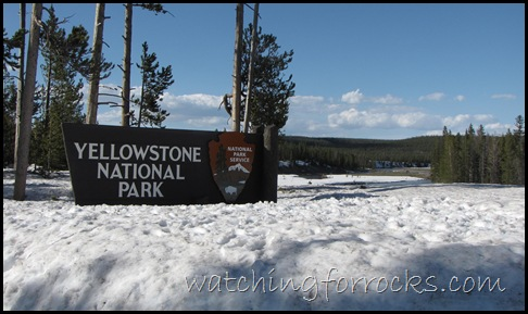 YellowstoneNP SouthEntrance