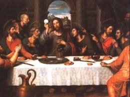 quinta-feira santa - triduo pascal - celebração Ceia eucarística