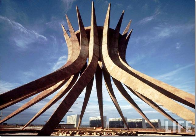 Brasilia, Brazil, by Dmitri Kessel 1961-2