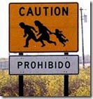 Illegal Immigrant Crossing