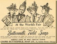 buttermilk soap ad
