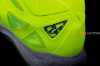 nike lebron 10 gr atomic volt dunkman 2 09 Upcoming Nike LeBron X   Volt Dunkman   New Photos