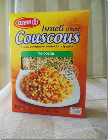 couscous pearl