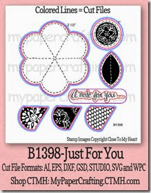 CTMH-b1398 just for you-450