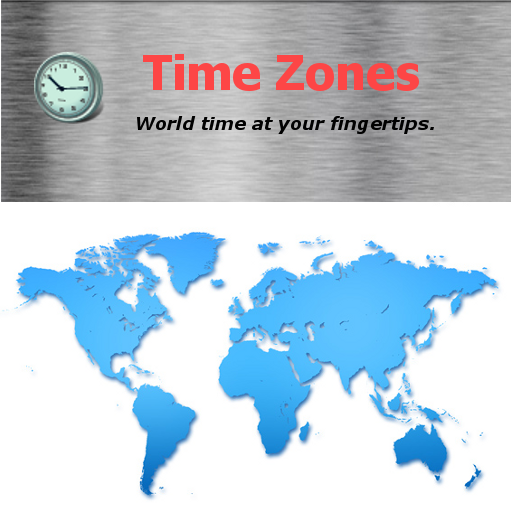 Time Zones LOGO-APP點子