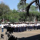 Via Crucis en León - 2008