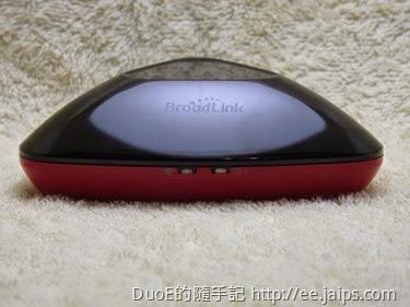 BroadLink RM Home 燈號