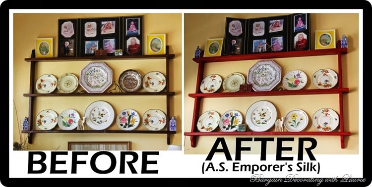 Before and After-Plate Rack