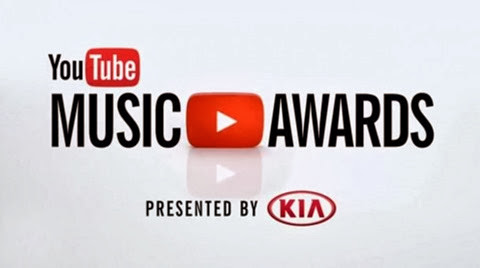 Ganadores YouTube Music Awards