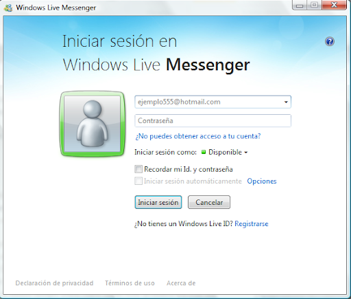 Descargar MSN Messenger 2010 gratis
