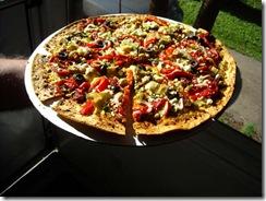 Mediterranean-pizza