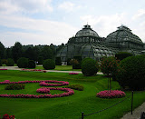 Palmhouse at Schonbrunn