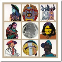 Warhol 11 Cowboys & Indians