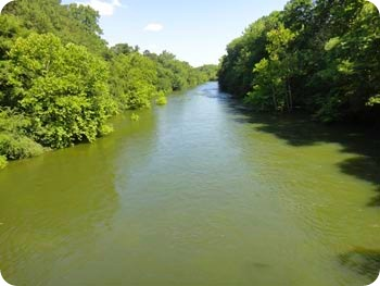 little-missious-river