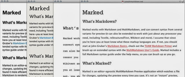 Marked editors 2