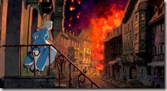 Howls Moving Castle War Hits Home