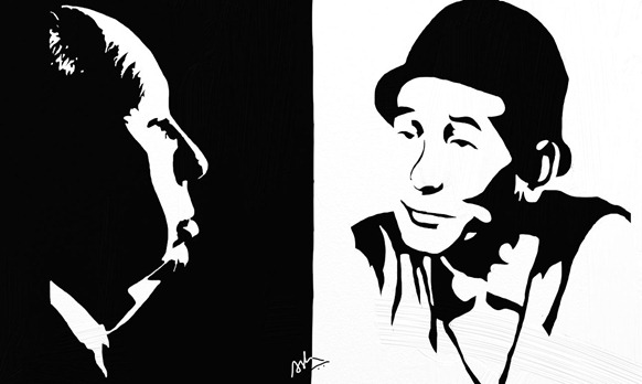 Akira Kurosawa vs Alfred Hitchcock