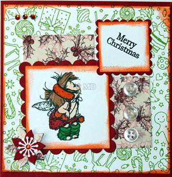 Christmas fairy 1