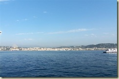 Cannes from Tender (Small)