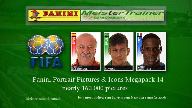 Panini Megapack FM14