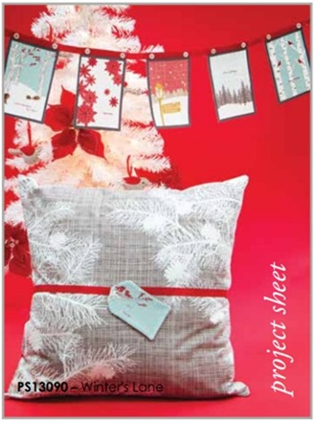 winters lane pillow project
