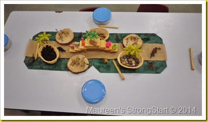 Maureen's StrongStart ©2014