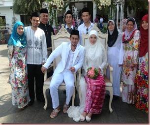 Bersama Keluarga Farid Kamil
