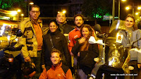Motorradtreffen in Quito