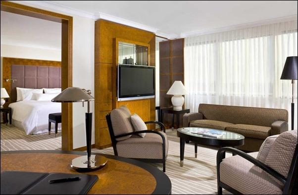 غرف فندق ويستن ميونخ2