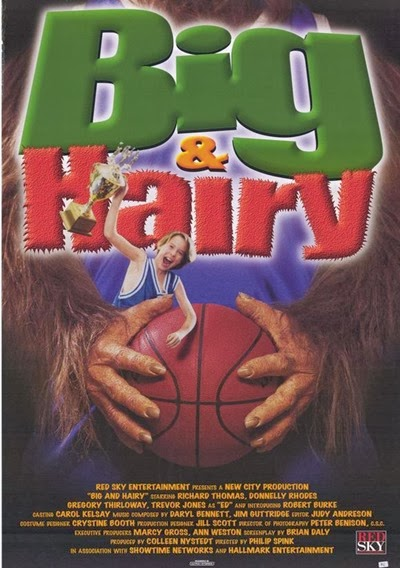 Big and Hairy 1998 Movie review