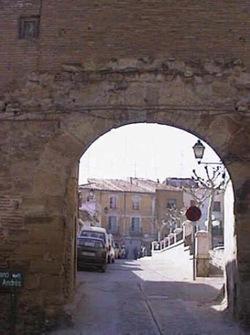 Arco del planillo - Calahorra