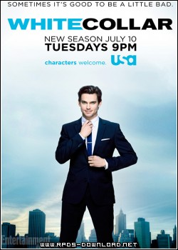 Download White Collar 1, 2, 3, 4, 5 Temporada Legendado