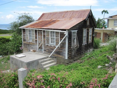 Carriacou_Hütte_Winward