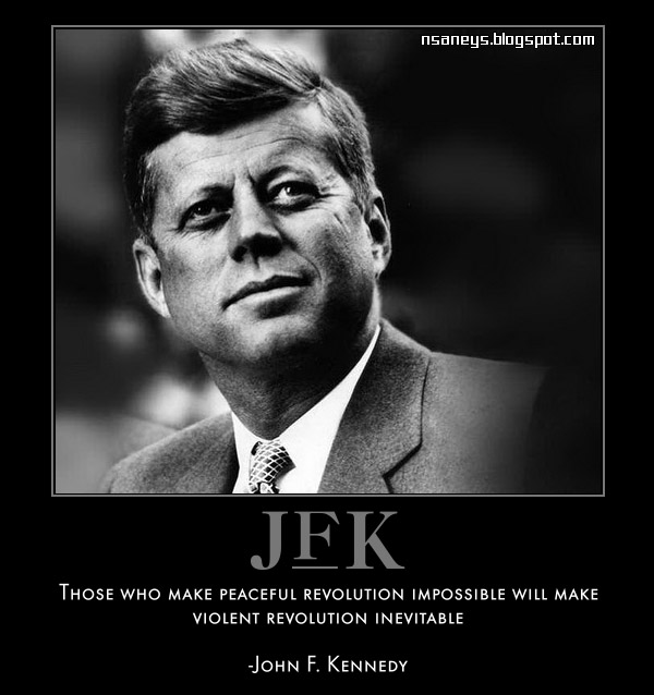 jfk funny quotes