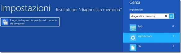 Esegui la diagnosi dei problemi di memoria del computer