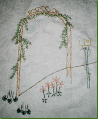 2012-04-17 arch embroidery progress