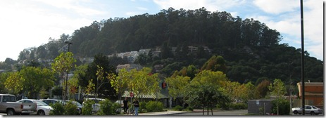 albany hill