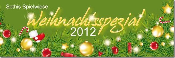 Sothis Weihnachtsspezial 2012
