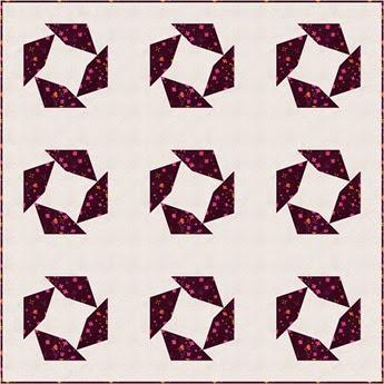 Gem Stones Quilt 1