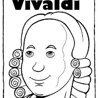 vivaldi coloring pages - photo#10