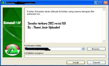 Smadav New 2012