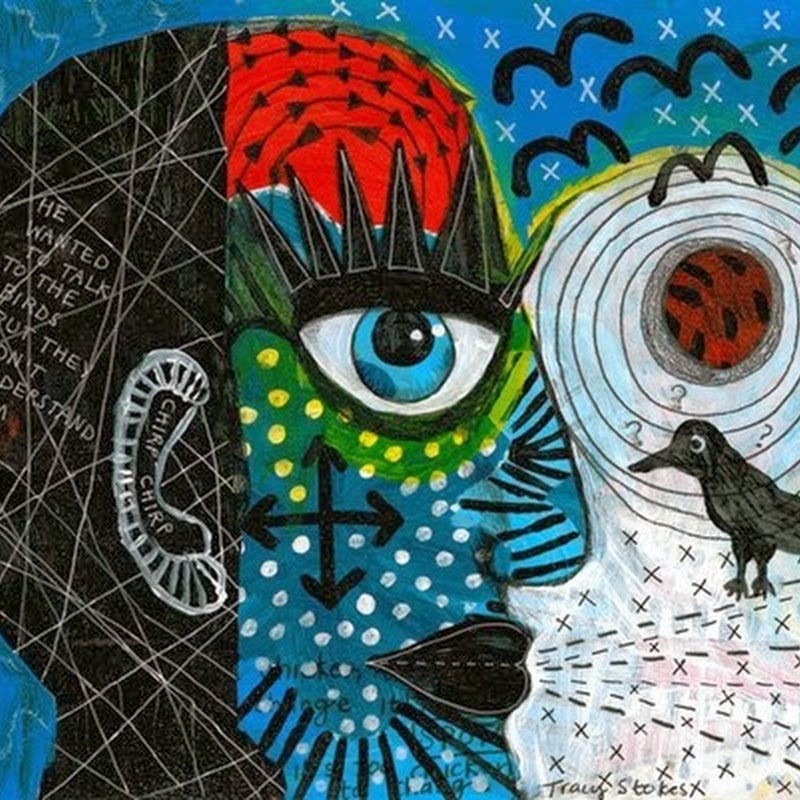 The Soul Stories of Artist Tracy Stokes