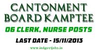 Cantonment-Board-Kamptee