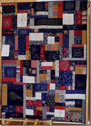 The Sashiko Puzzle by Marleen